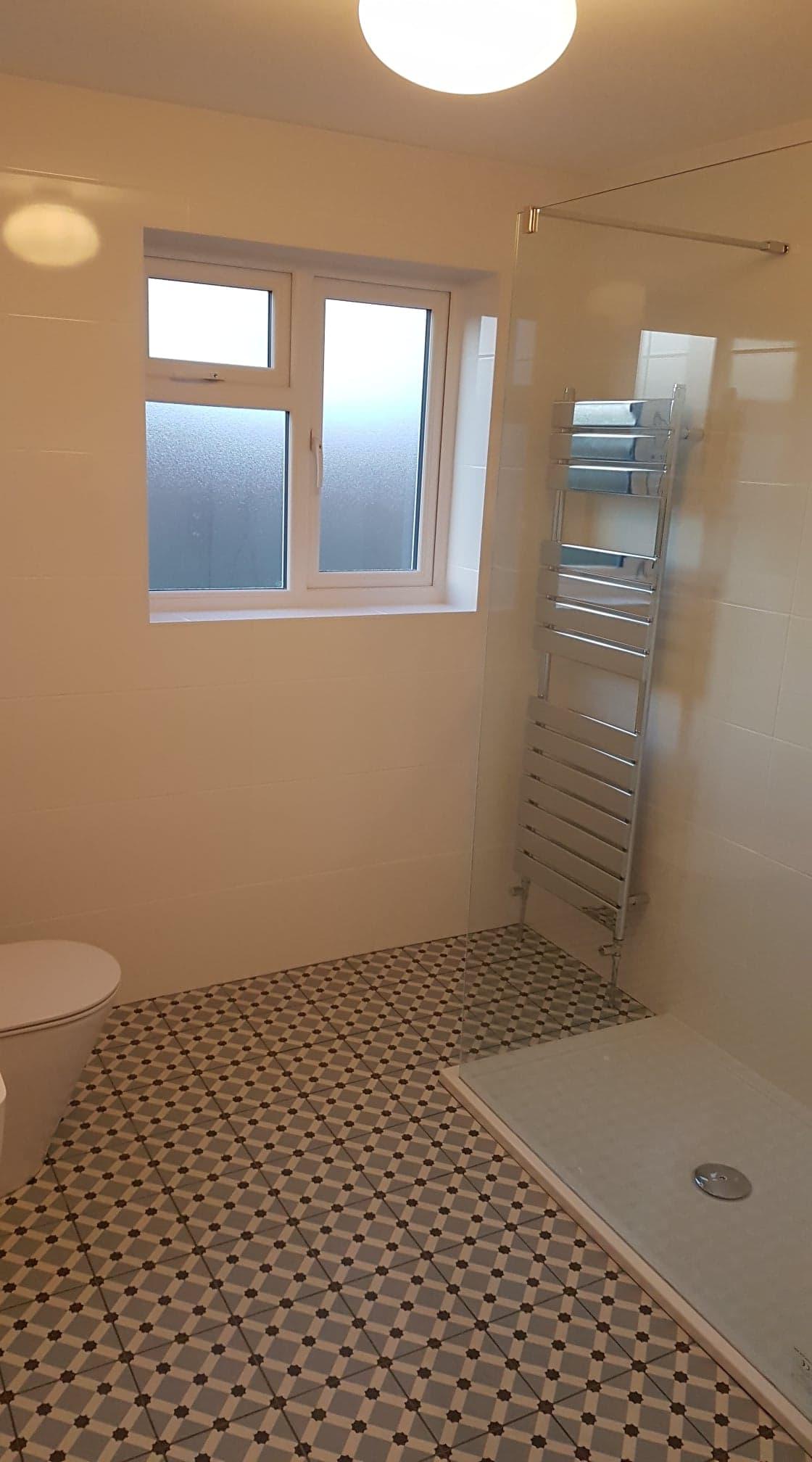 bathroom installation in eastbourne
