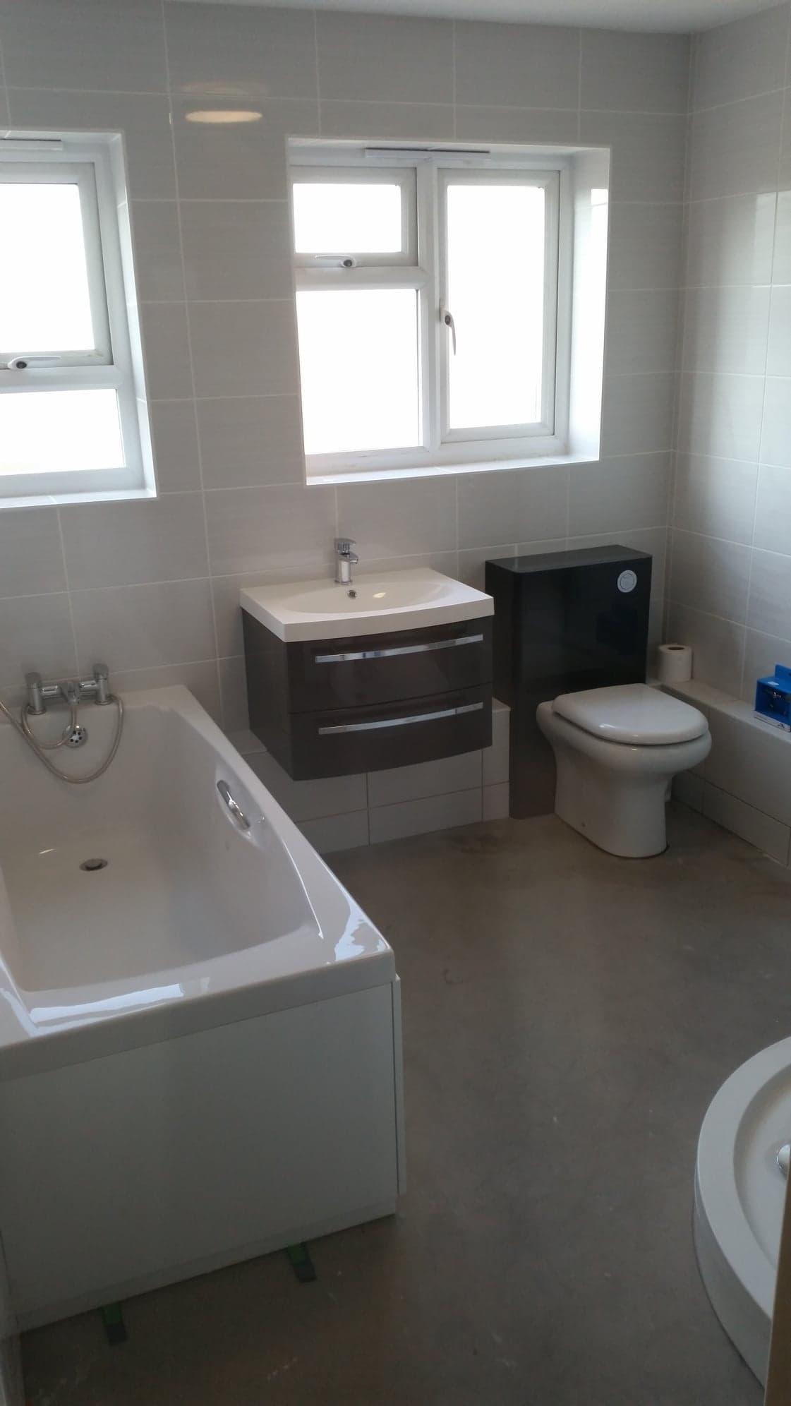 east sussex bathroom renovation