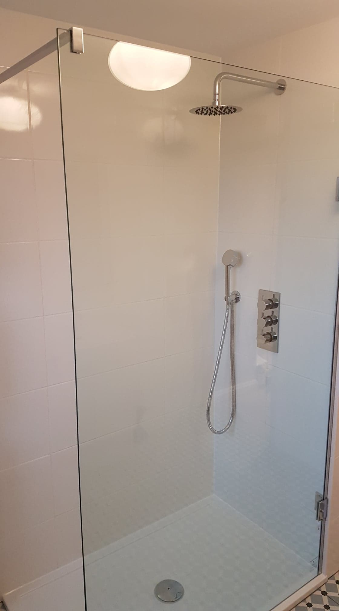 shower installing in south east